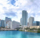 [Image: State of the art fully furnished apartment in Brickell Key. 2BD/2.5BT. Sleeps 8]